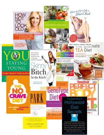 Ditch the diet books!