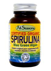 All Seasons Spirulina