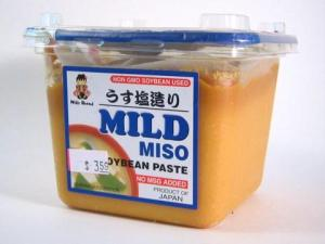 Miso soup - image courtesy of Restaurant Widow