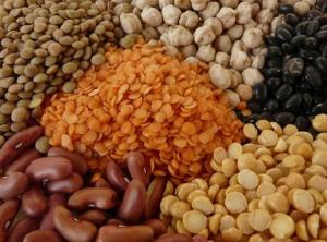 Lentils, beans and pulses are other good sources of vegan protein