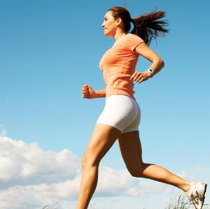 try a morning run to boost your metabolism for the day