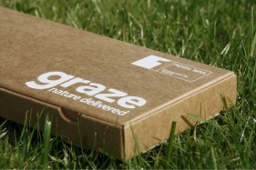 Try Graze for healthy snacks delivered
