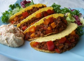 Beef Tacos from Candida Can Be Fun!