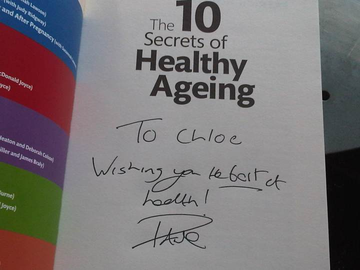 Patrick Holford 10 Secrets of Healthy Ageing