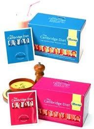 The Cambridge Diet Plan