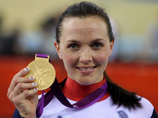 What does Victoria Pendleton eat?